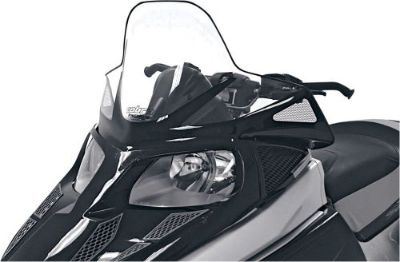 """Find POWERMADD/COBRA 12930 WINDSHIELD 16.5"""" CLR ARC motorcycle in Plymouth, Michigan, United States, for US $98.56"""