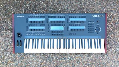 John Bowen Solaris Digital Synthesizer Keyboard
