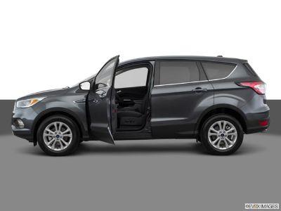 2018 Ford Escape SE (Ug White Platinum Met Tri-Coat)