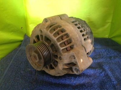 Purchase ALTERNATOR 105 AMP (opt K68)5.3L CHEVY SILVERADO 1500 00 01 02 OEM motorcycle in Bremen, Georgia, United States, for US $70.00