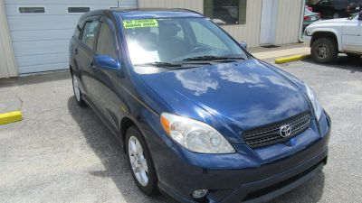 2008 Toyota Matrix Base (Blue)