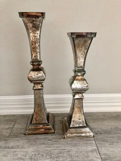 Z gallerie candle holder