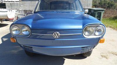 1971 VW 411 Variant/Squareback/Wagon