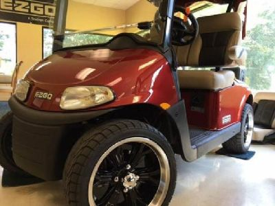 Qualitty 2016 E-Z-GO RXV Golf Car Best Offer