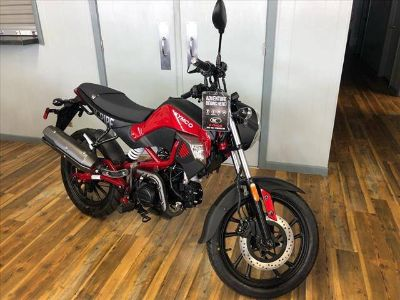 2018 Kymco K-Pipe 125 Street / Supermoto Motorcycles Highland, IN
