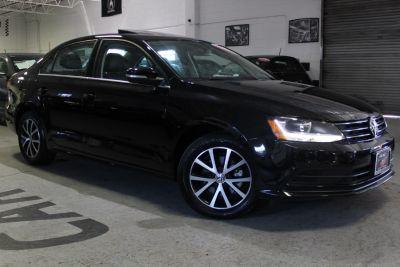 2017 Volkswagen Jetta 1.4T SE Auto (Black)