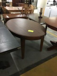 Large Oval Chair