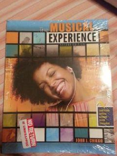 $90 OBO Music Appreciation NESTCC Book New