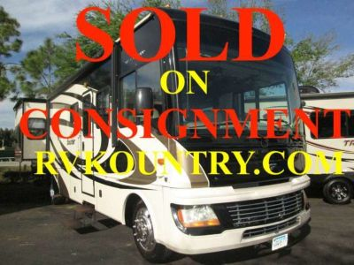 2009 Fleetwood Bounder 35H Ford