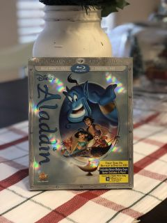 Brand new in package Aladdin