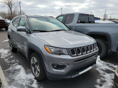 2018 Jeep Compass Limited (Billet Silver Metallic)
