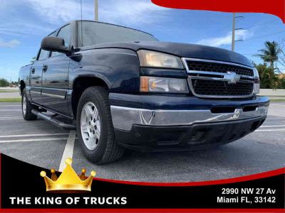 Used 2006 Chevrolet Silverado 1500 Crew Cab for sale