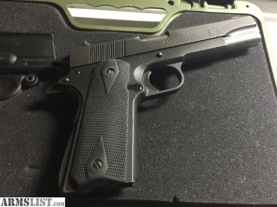 For Sale: Springfield 1911 45ACP