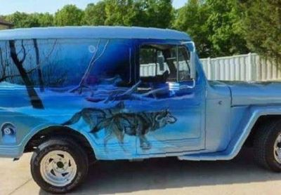 1951 Willys Utility-Wagon