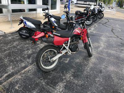 2005 Kawasaki KLR250 Dual Purpose Motorcycles Coloma, MI