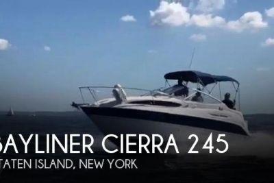2006 Bayliner Cierra 245