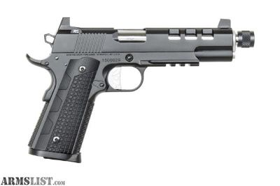 "For Sale: Dan Wesson 1911 Discretion 9mm 5.7"" 10+1 Black"