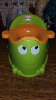 Fisher price frog trainning potty