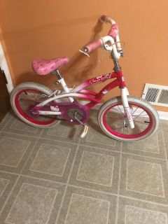 Hello kitty Dynacraft Girls BMX 16 street Bike