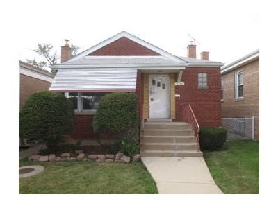 3 Bed 1 Bath Foreclosure Property in Chicago, IL 60629 - W 72nd Pl