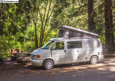 2000 Eurovan full camper