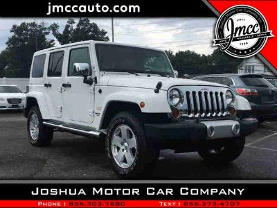 Used 2012 Jeep Wrangler for sale