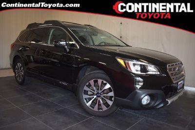 2017 Subaru Outback Limited (Crystal Black Pearl)