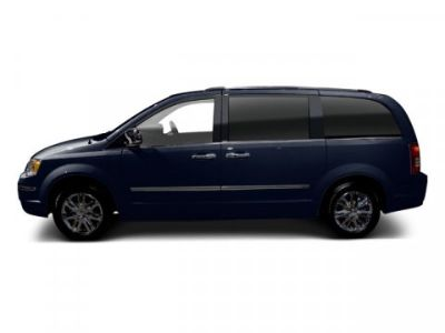 2010 Chrysler Town & Country Touring (Blackberry Pearl)