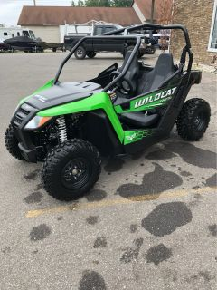 2018 Textron Off Road Wildcat Trail Sport-Utility Utility Vehicles Gaylord, MI