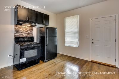 Apartment Rental - 7724 S Lowe Ave