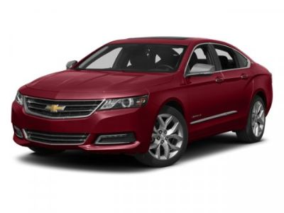 2014 Chevrolet Impala LT (White Diamond Tricoat)