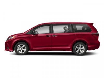 2018 Toyota Sienna XLE (Salsa Red Pearl)