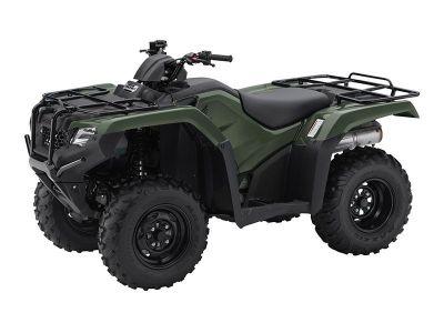 2016 Honda FourTrax Rancher ATV Utility ATVs Jamestown, NY