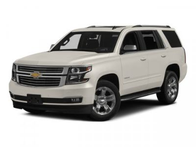 2015 Chevrolet Tahoe LTZ (Tungsten Metallic)
