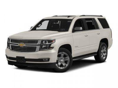 2015 Chevrolet Tahoe LTZ (Summit White)