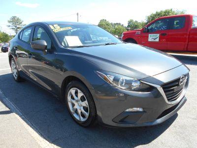 2015 Mazda Mazda3 I Sport (Grey)