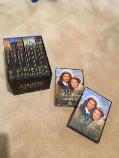 Complete 6 seasons of Dr. Quinn Medicine Woman on DVD