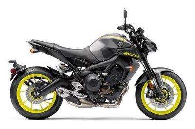 2018 Yamaha MT-09 Sport Motorcycles Bessemer, AL
