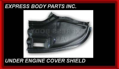 Buy W220 2000-2006 S430 S500 S CLASS FRONT UNDER ENGINE COVER SHIELD SPLASH LOWER LH motorcycle in North Hollywood, California, US, for US $27.00