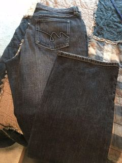 Mossino size 12 jeans