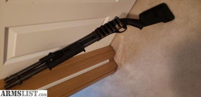 For Trade: Remington 870 with extras.