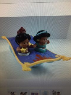 ISO Disney Little People Magical Flying carpet