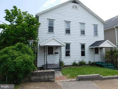 6 Bed 2 Bath Foreclosure Property in Cumberland, MD 21502 - Arch St