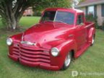 1952, Chevrolet, Pickup