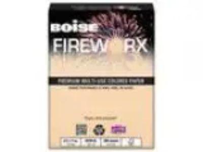 FIREWORX Colored Paper lb - x Rat-a-Tat Tan SheetsRe