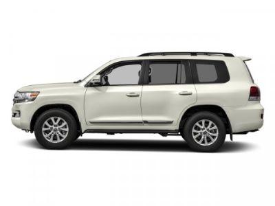 2018 Toyota Land Cruiser (Blizzard Pearl)