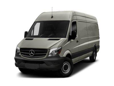 2018 Mercedes-Benz Sprinter 3500 Cargo 170 WB (Arctic White)