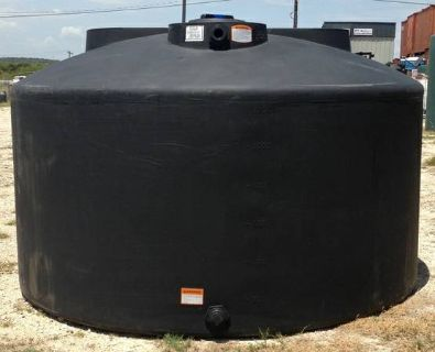 1525 Gallon Water Storage  Rain Harvesting Tank