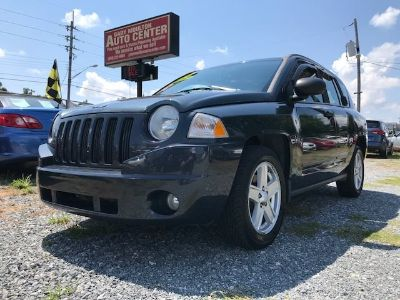 2008 Jeep Compass Sport (Gray)