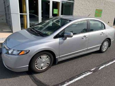 2008 Honda Civic Hybrid Navigation